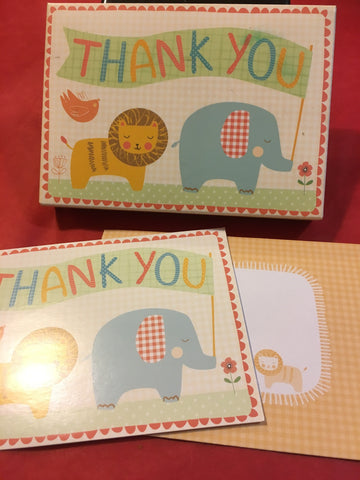 Thank you Cards - RedHill Childrenswear