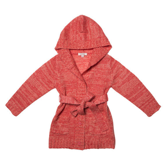Fox and Finch Lana Hooded Long Line Cardigan - RedHill Childrenswear