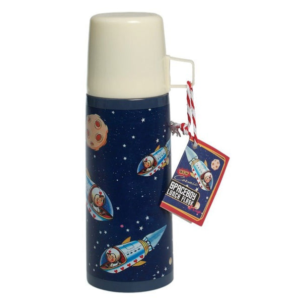 Spaceboy Flask n Cup - RedHill Childrenswear