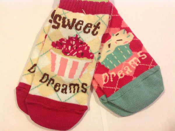 Hatley 2 Pair Girls Dream Socks - RedHill Childrenswear