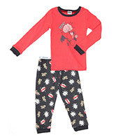 Ouch Boys Comic Winter Pyjamas - RedHill Childrenswear