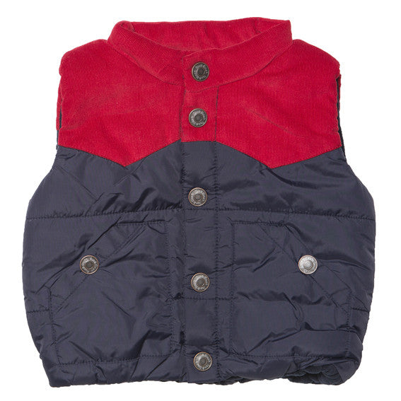 Fox and Finch Brooklyn Puffa Vest - RedHill Childrenswear
