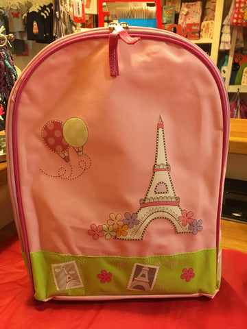 Eiffel Tower Back Pack - RedHill Childrenswear