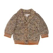 FOX & FINCH Algoma Multi Knit Cardigan/Jumper
