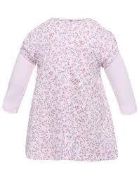 Bebe Mila Sleeve Dress - RedHill Childrenswear