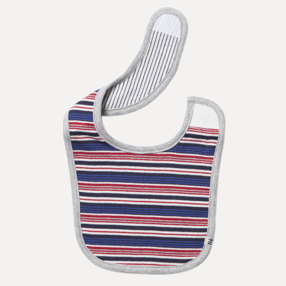 Bebe Ryder Reversible Bib - RedHill Childrenswear