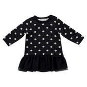 BEBE Erica Knitted Tulle Dress - RedHill Childrenswear