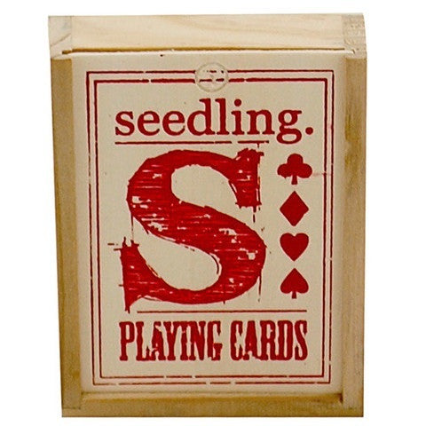Seedling Playing Cards - RedHill Childrenswear
