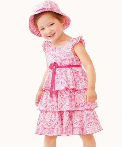 Eternal Creation Prominse Layered Party Dress - RedHill Childrenswear