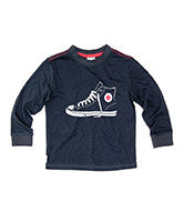 Ouch Retro LS tee - RedHill Childrenswear