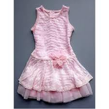 ISOBELLA & CHLOE Angel Wings Light Pink Dress - RedHill Childrenswear
