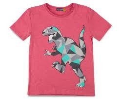 Urban Crusade Abstract Dino Boys Tee - RedHill Childrenswear