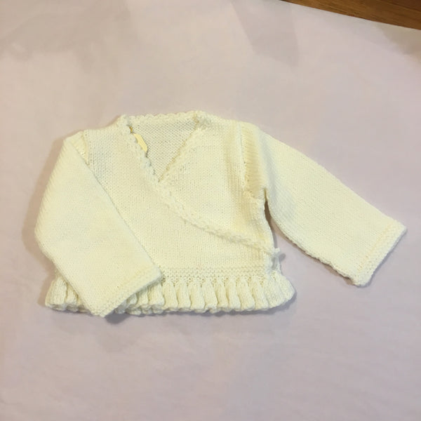 Handmade Wool Knit Cardigan - RedHill Childrenswear