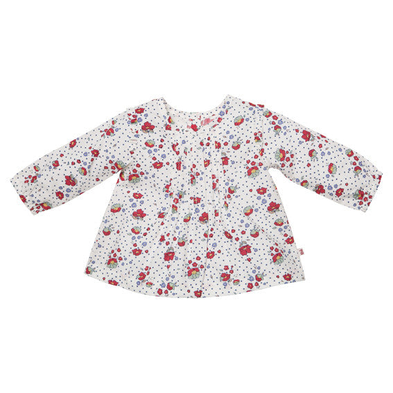 BEBE Kayla Print LS Top - RedHill Childrenswear