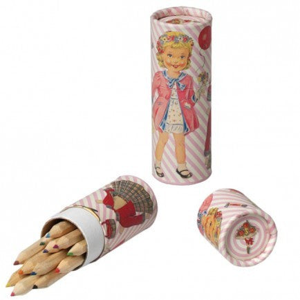 Dress Up Dolly Pencil Set - RedHill Childrenswear
