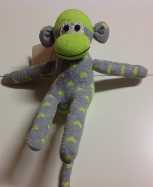 Handmade Sock Monkey - RedHill Childrenswear