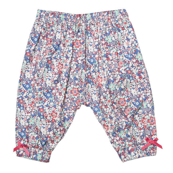 Bebe Lulu Print Herum Pants - RedHill Childrenswear