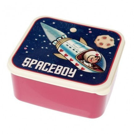 Space Boy Lunch Box - RedHill Childrenswear