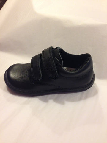 Surefit Jesse Black Shoes - RedHill Childrenswear