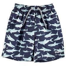LEE COOPER AOP Swimming Shorts - RedHill Childrenswear