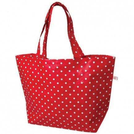 Red Polka Dot Tote - RedHill Childrenswear