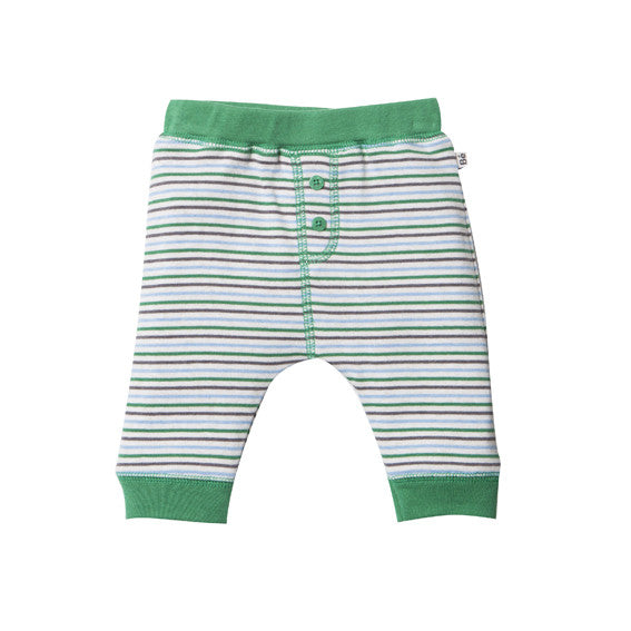 Bebe Toby Striped Soft Pants - RedHill Childrenswear
