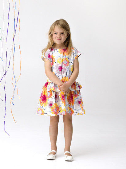 CHALK N CHEESE Jagger Dress - RedHill Childrenswear