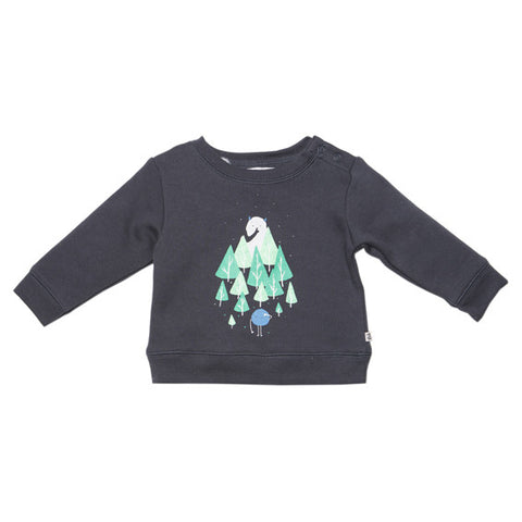 BEBE Nolan Hide n Seek Sweatshirt Jumper - RedHill Childrenswear
