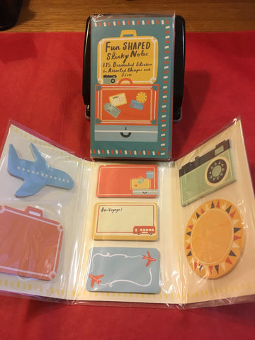 Travel Sticky Notes - RedHill Childrenswear