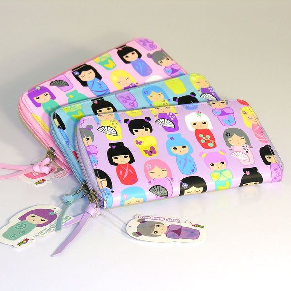 Kimono Girl Purse - RedHill Childrenswear