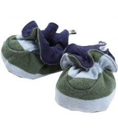 Bebe Finn Reversible Booties - RedHill Childrenswear