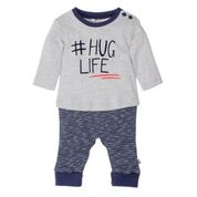 FOX & FINCH Greenwich Hug Life Romper