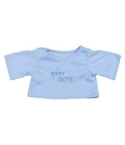 Teddy Mountain Blue Baby Boy Tee - RedHill Childrenswear