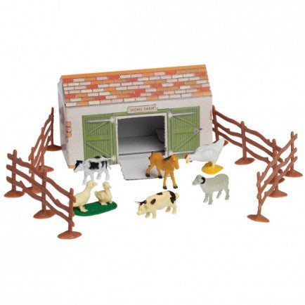 Traditional Farmyard Set - RedHill Childrenswear