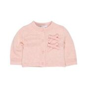 Bebe Ginny Knit Pale Pink Marl Cardigan - RedHill Childrenswear