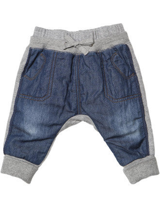 Fox and Finch Brooklyn Denim Mix Pants - RedHill Childrenswear