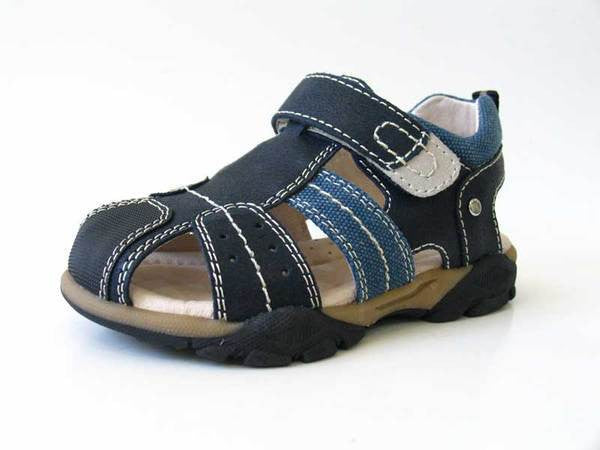 Skeanie Boys All Terrain Navy Sandal - RedHill Childrenswear