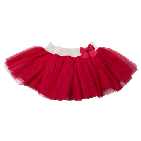 BEBE Festive Tutu Skirt w Bloomers - RedHill Childrenswear