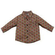 BEBE Liberty Print LS Shirt - RedHill Childrenswear
