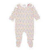 Fox & Finch Oslo Heart Print Romper