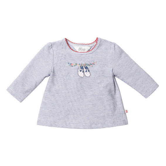 Bebe Maple Swing InkTop - RedHill Childrenswear