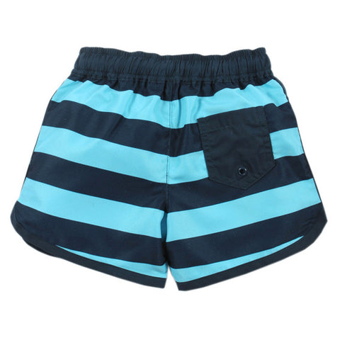 BEBE Felix Striped Boardies - RedHill Childrenswear