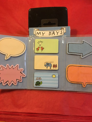 My Days Sticky Notes - RedHill Childrenswear