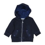 FOX & FINCH Kennedy Denim Hoodie/Jacket