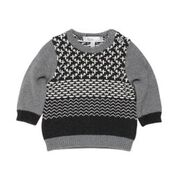 Bebe Jack Mix Knit Jumper