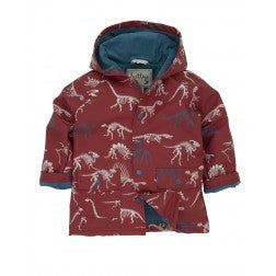 Hatley Boys Dino Bones Raincoat - RedHill Childrenswear