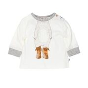 Fox & Finch Algoma Bear with Boots LS Tee