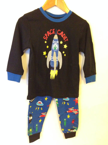 Under Cover Crew Boys Space Cadet Pyjamas - RedHill Childrenswear
