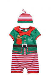 BQT Baby Boys Elf Romper - RedHill Childrenswear