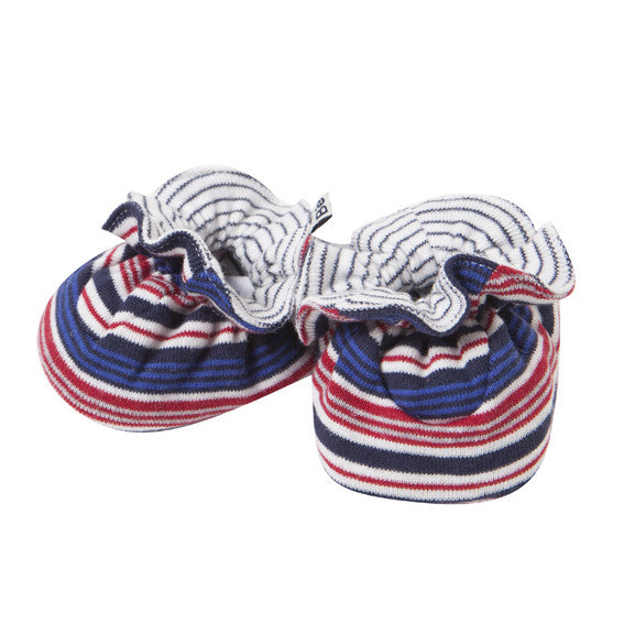 Bebe Ryder Reversible Booties - RedHill Childrenswear